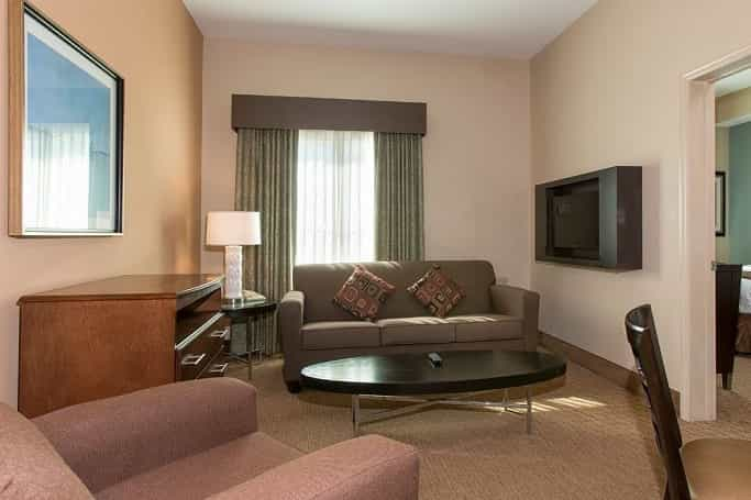 Hawthorn Suites Lake Buena Vista Lounge
