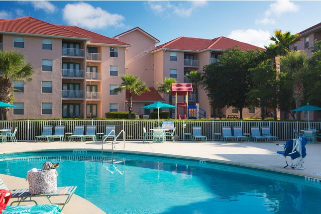 Vacation Villas Kissimmee FL Fantasy World Two