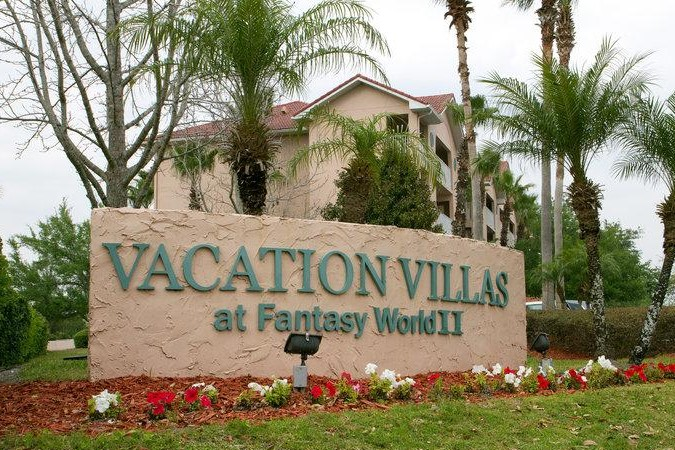 Vacation Villas at Fantasy World Two