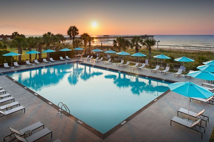 Hilton Myrtle Beach Timeshare Deal