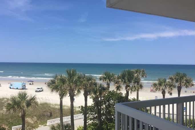 Daytona Beach Oceanfront Stay Promo