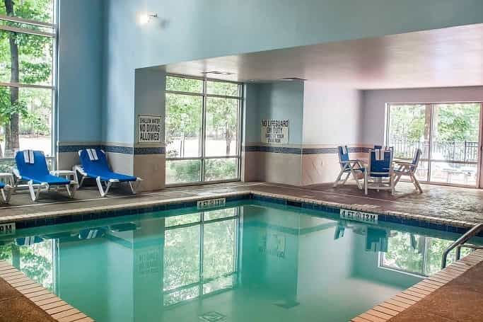 Charleston Resort Stay Promo