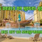 best deals of hotel rooms