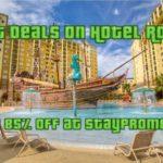 best deals of hotel rooms
