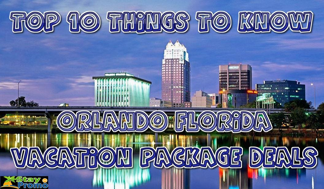 Orlando Florida vacation package deals