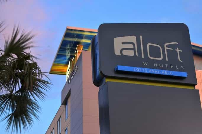 Aloft Charleston Stay Promo