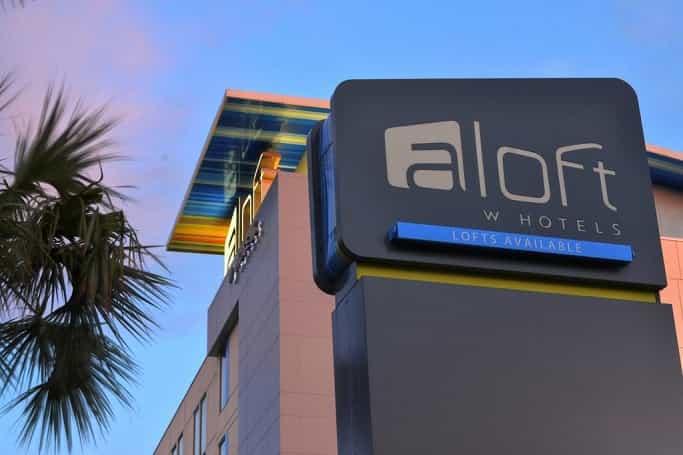 Aloft Charleston Stay Promo