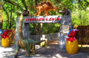 Dinosaur attraction orlando
