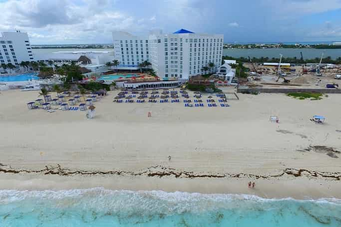 timeshare vacation packages Cancun