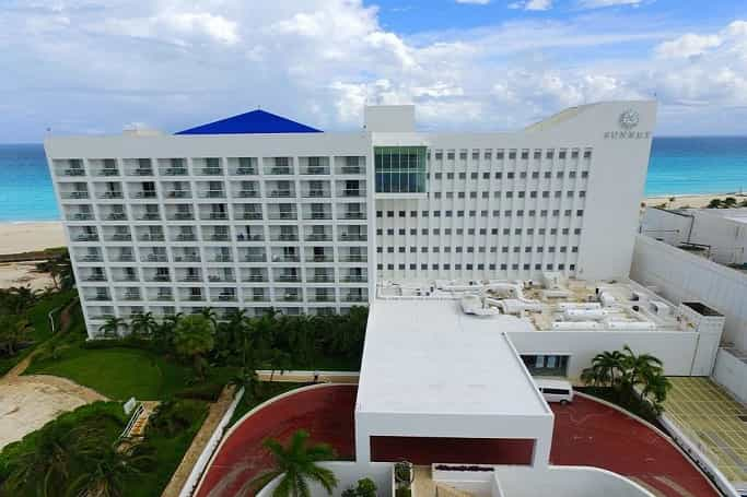 Sunset Royal Beach Resort Cancun Staypromo Stay Promo