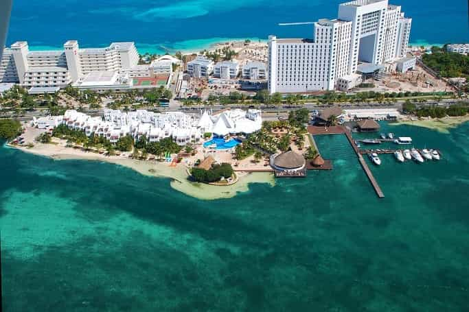 All inclusive cancun hotel zone