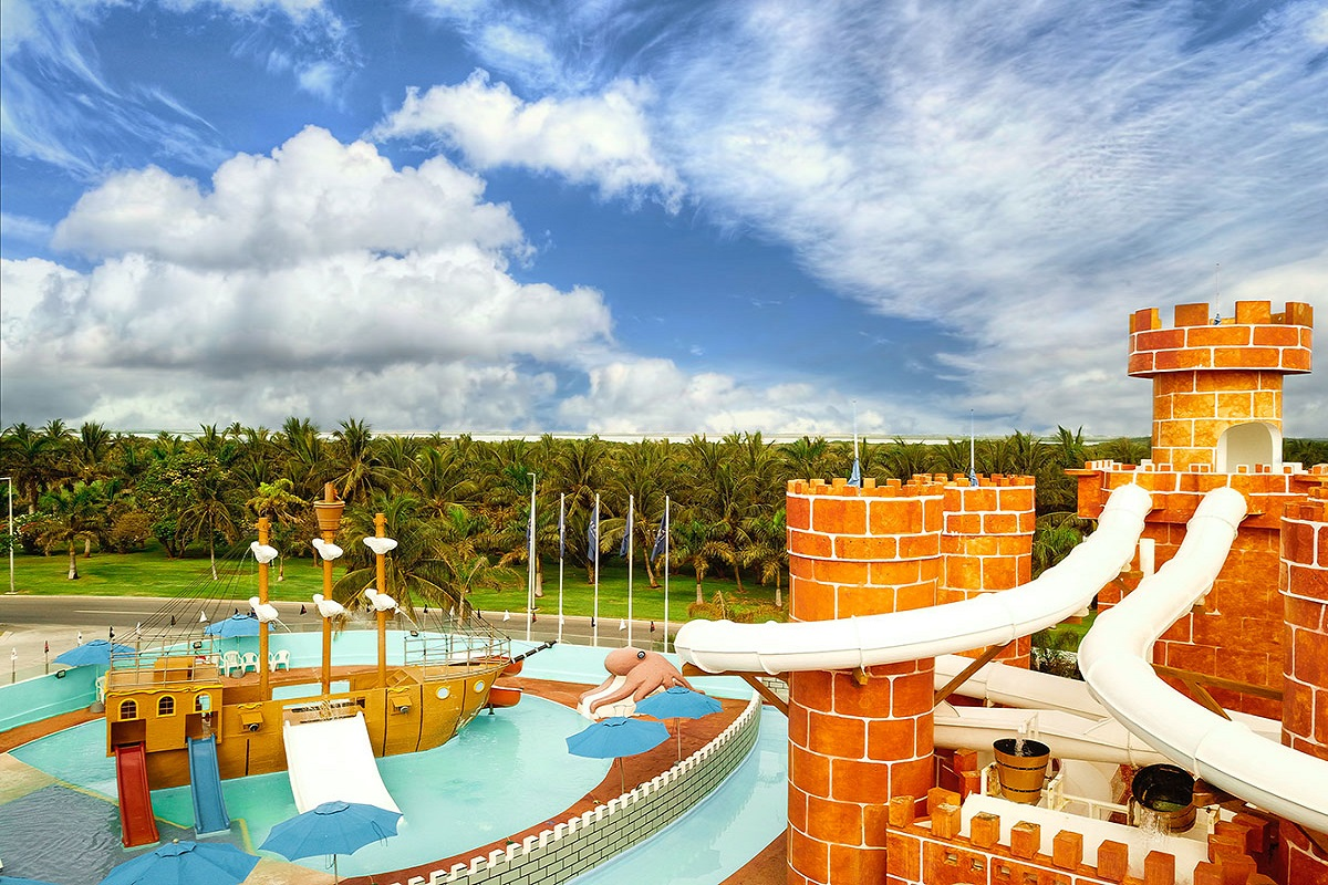 Seadust Luxury Cancun Resort