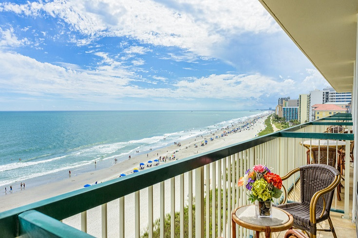 myrtle beach cheap resort