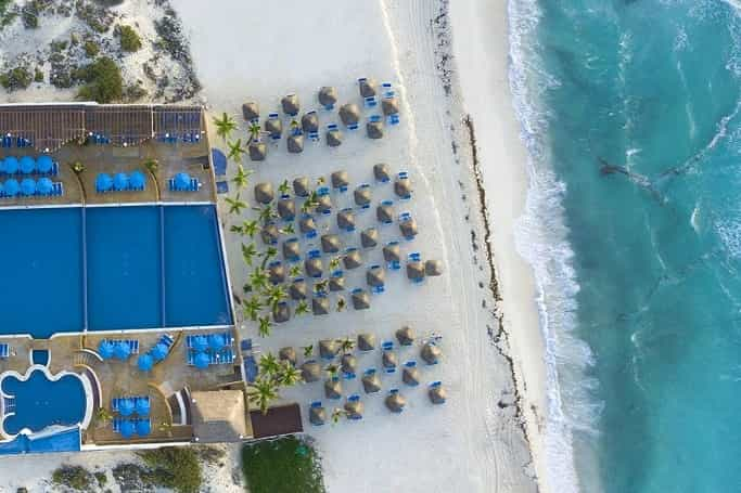 Cancun timeshare resorts