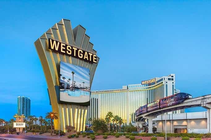 Westgate Vegas promo
