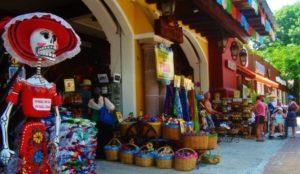 shops in Cancun hotel zone