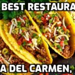 Quintana Roo Dining Options