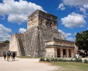 Yucatan Pyramids Mexico