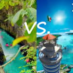 Xcaret versus Xel Ha Comparison