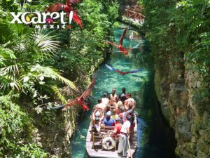 Which is better for kids Xel Ha or Xcaret