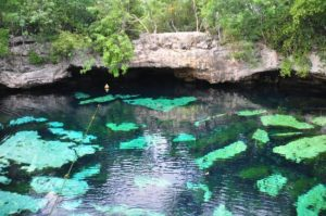 great cenotes in Cancun area