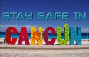safe cancun water activities
