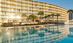 Florida Beachfront Resort