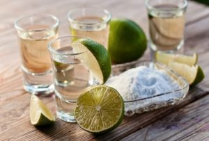tequila samples