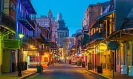 New Orleans Timeshare Vacation Packages
