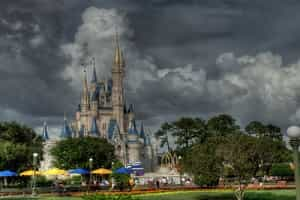 Thunder Storms and Disney World