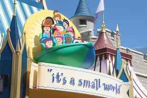 Disney Orlando Rides