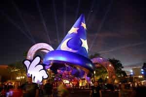 Disney World Hat Attraction
