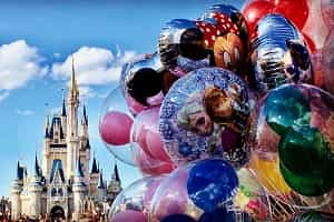 Disney Orlando Parks