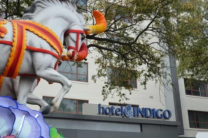 Hotel Indigo New Orleans Mardi Gras