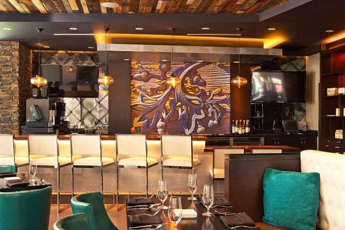 Indigo Hotel IHG Bar