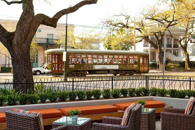 Best Hotels in Garden District