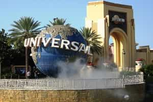 Universal Rides and Attractions