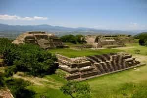 Oaxaca ruins