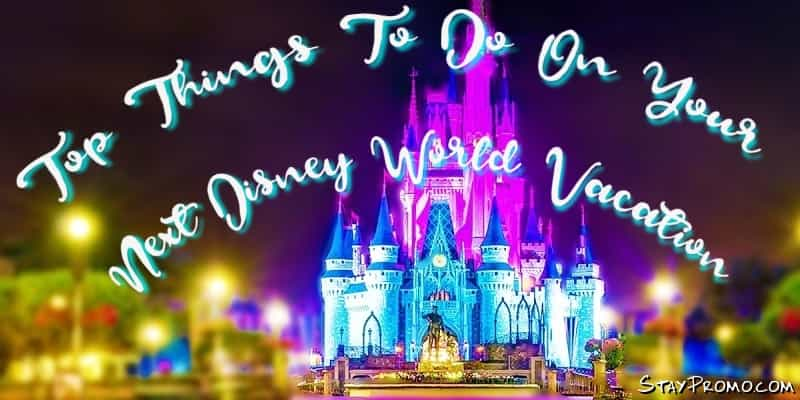 Top Attractions at Disney