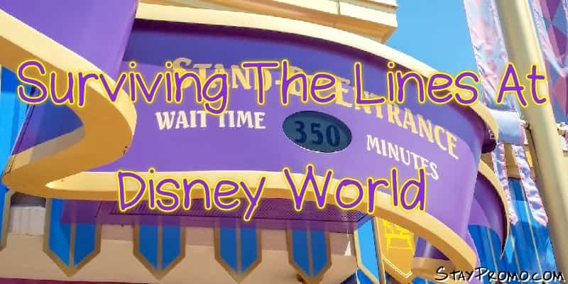 Disney Waiting Times
