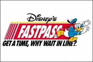 Get Disney Fastpass