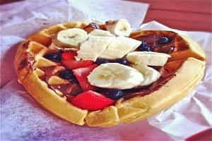 Breakfast at Disney World