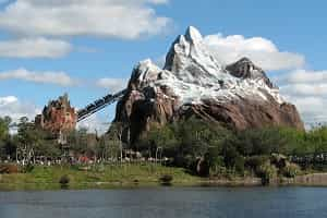 Best Disney Roller Coasters