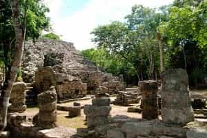 Free Mayan Mexico Ruins