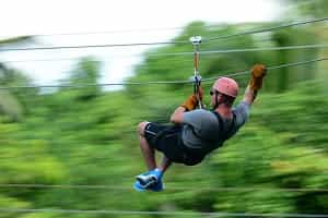 Zip Line Tours In The Dominican Republic