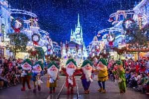 Christmas At The Disney Parks