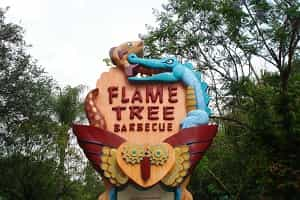 Flame Tree BBQ Disney World