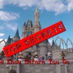 Orlando Disney Secrets