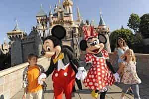 Start Planning Disney Vacation