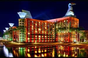 Cheapest Disney Resort